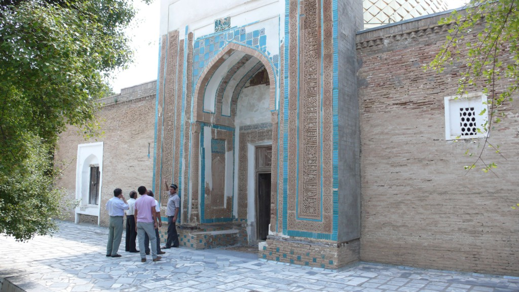 Excursion to Mazori Sharif (Penjikent)