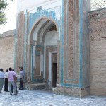 Excursion to Mazori Sharif (Penjikent)