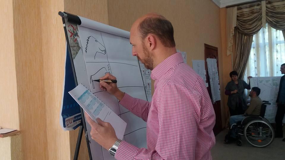 Simon drawing